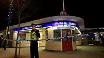 Leytonstone Tube attacker jailed