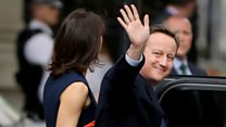 Cameron honour list 'a very small number'