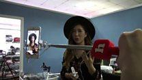 Инкубатор для онлайн-знаменитостей в Китае
