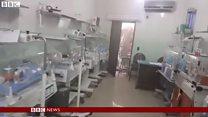 シリアで産婦人科病院に爆撃と国際NGO
