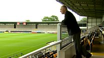Football fans' prostate cancer shock