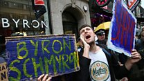 Restaurateur attacks Byron burger 'hysteria'