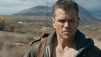 Why does Matt Damon only say 288 words in Jason Bourne?