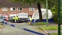 Man found with stab wounds in critical condition