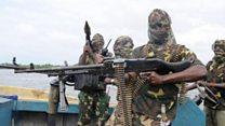 Nayjeeriya oo Lacag Siinaysa Mintidiinta Niger Delta