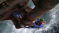 Offshore strike talks break down