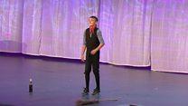 Dawns Stepio Unigol i Fechgyn dan 16 oed (92) / Boys' Solo Step Dance under 16 yrs (92)