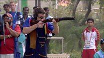 Shooter Tim Kneale medal hope