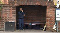 Meet Henry the homeless artist