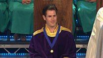 Seremoni Priflenor Rhyddiaith / Prose Medal Ceremony
