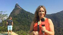 Catrin Heledd yn Rio