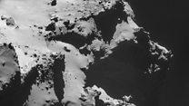 """El """"canto"""" del cometa 67P Churymov-Gerasimenko"""