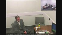 Police interview with David Green