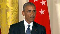 Obama dice que Trump no está preparado para ser presidente