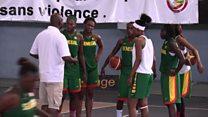 Ikipe y'abagore ya Basketball muri Senegali