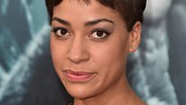 Cush Jumbo: I've not got roles because of my skin colour