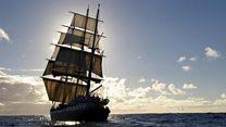 Talls ships sail back