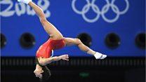 最大の目標は…五輪史上最高齢の女子体操選手