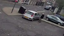 CCTV shows missing man