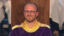 Aneirin Karadog, Prifardd Eisteddfod Sir Fynwy 2016