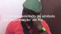 'Perdi minha dignidade', diz camelô retirado de local símbolo da 'regeneração' do Rio