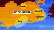 O Rio olímpico: conheça os locais que vão abrigar as competições