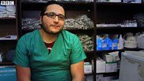 激戦地アレッポで救命を続ける医師の思い