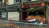 Thirteen dead in French bar fire