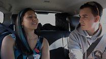 A primeira hora de um casal britânico no Rio: 'desigualdade gritante'