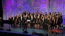 Côr yr Ŵyl / Choir of the Festival