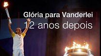 Com escolha para pira oímpica, Rio 2016 faz justiça a maratonista impedido de levar ouro em 2004