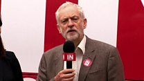 Jeremy Corbyn accused of sabotaging Remain campaign