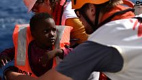 'No one should be left to die at sea'