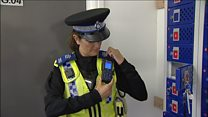 Police to use body-worn video cameras