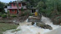 Оползни и наводнения в Мексике: 38 погибших