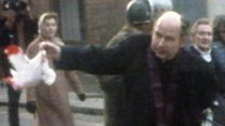 Archive: Dr Edward Daly speaking on Bloody Sunday