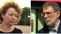 Politicians condemn John Boreland murder