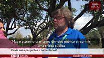 Jornalistas estrangeiros comentam expulsão de torcedores por manifestações políticas na Rio 2016
