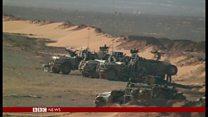 シリアで活動する英特殊部隊 BBCが写真を入手