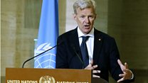 'Guns speaking, humanitarians failing' in Syria