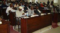 Baarlamaanka Somaliland oo ansixiyey heshiiska dekedda Berbera