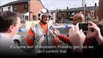 Ashton-Under-Lyne explosion
