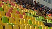 The mystery of the empty seats