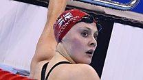 O'Connor wins silver in 200m IM swim