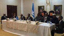 Xildhibaanno Somaliland ka soo jeeda oo qaadacay go'aamadii madasha