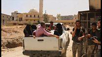 包囲されたシリア・アレッポ 住民たちは決死の脱出