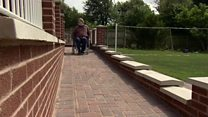 Paralysed man learns to forgive