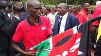 Korir: Wanariadha wa Kenya Rio ni wasafi