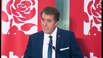 Liverpool City Region Labour candidate