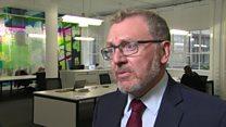 'Indyref2 is economic risk' says Mundell